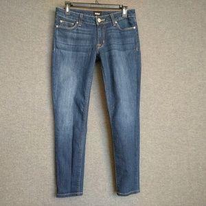 Hudson Krista Super Skinny Ankle Stretch Jeans